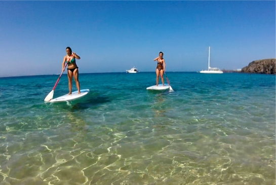 SUP – Stand Up Paddle